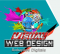 Logo Visual Web Design na Tratativa