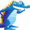 Logo Aligator Marketing Digital na Tratativa